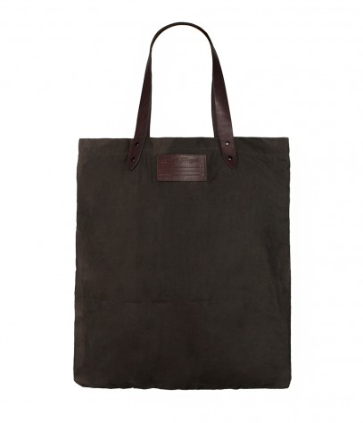 Cane Canvas Tote Bag, Men, , AllSaints Spitalfields