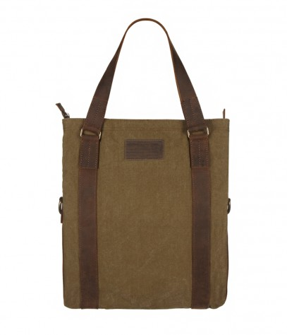 Thetford Canvas Tote Bag, Men, Bags, AllSaints Spitalfields