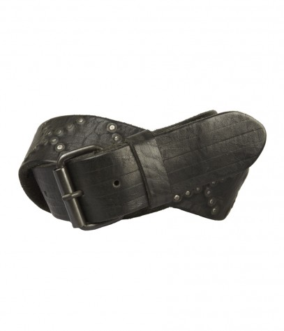 Mens Cross Belt, Men, , AllSaints Spitalfields