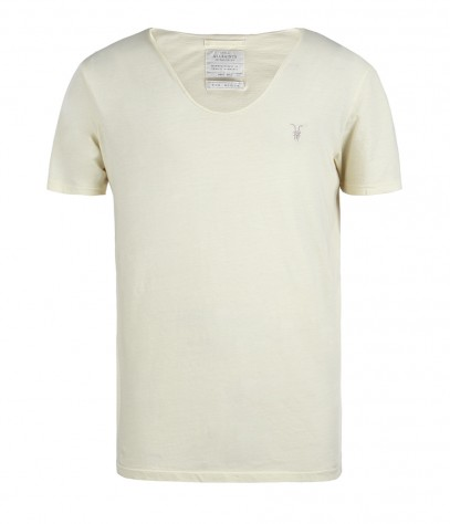 Tonic Scoop T-shirt, Men, T-shirts, AllSaints Spitalfields