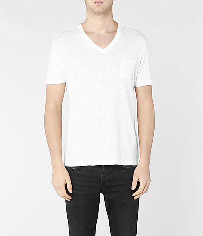 Baxley V-neck T-shirt