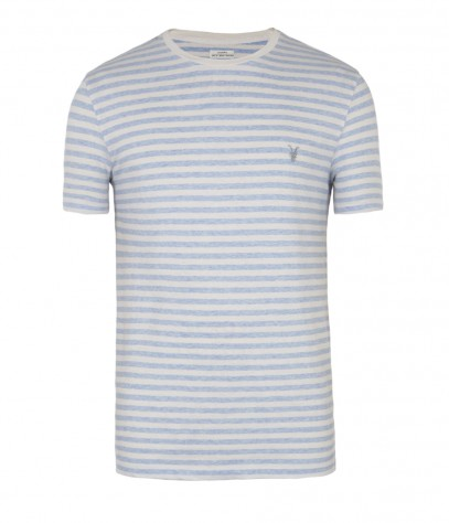 Tonic Stripe Crew T-shirt