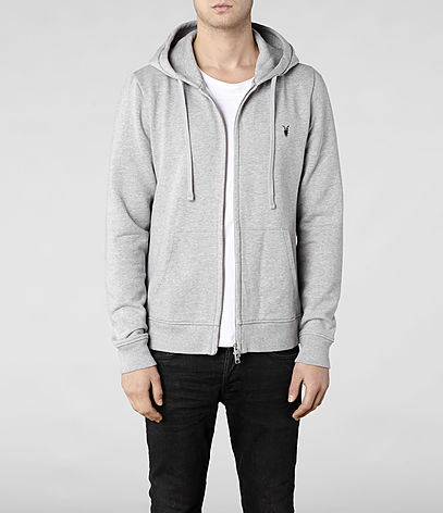 Fox Zip Up Hoody