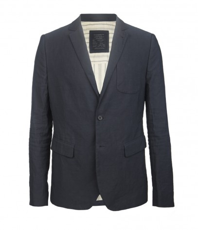 Lewes Jacket, Men, Suits, AllSaints Spitalfields
