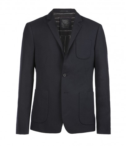 Edison Blazer, Men, Suits, AllSaints Spitalfields