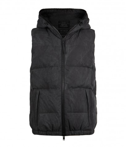 Mountain Gilet, Men, , AllSaints Spitalfields