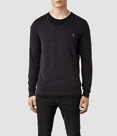 Fritz V-Neck Jumper