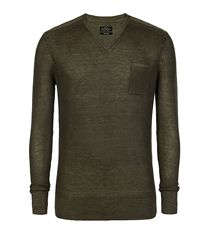 Parade V-neck Jumper
