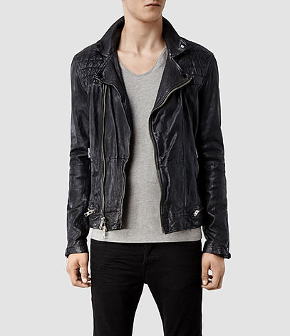 Conroy Leather Biker