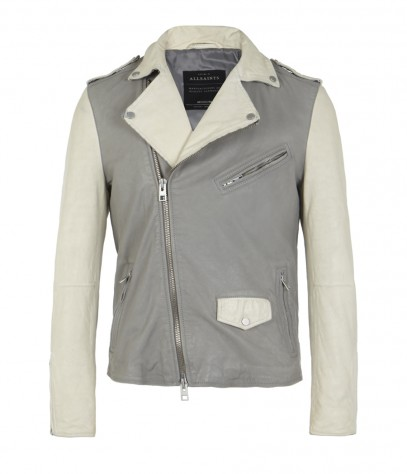 Ferel leather Biker Jacket