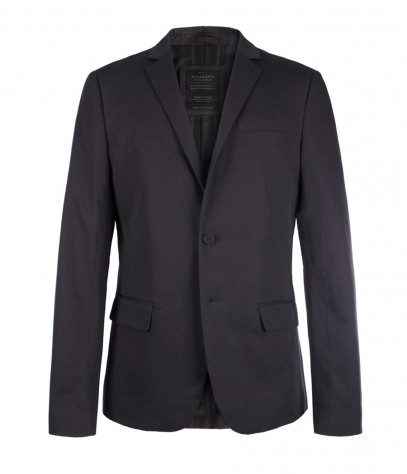 Matsue Jacket, Men, Suits, AllSaints Spitalfields