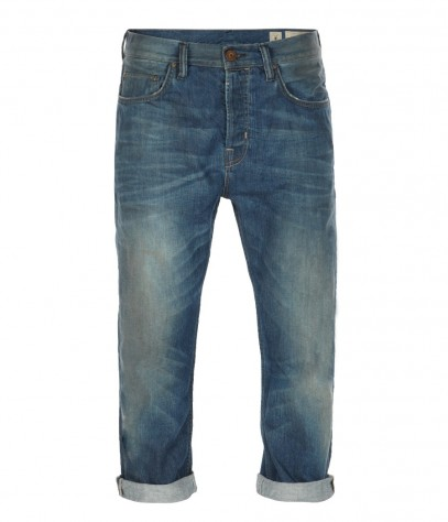 Fife Higgins Jeans, Men, Denim, AllSaints Spitalfields