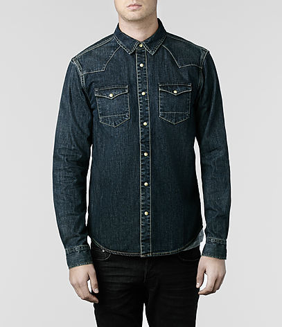 Duncan Denim Shirt