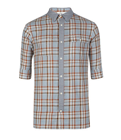 Roundup Half Sleeved Shirt