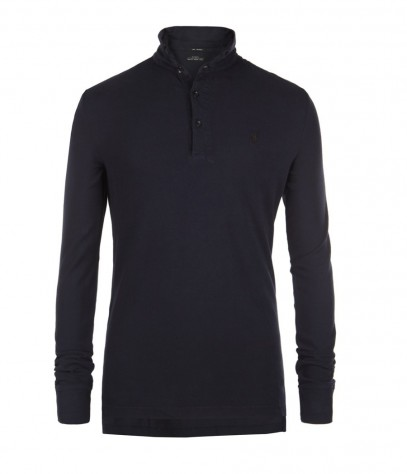 Sandringham Long Sleeved Polo