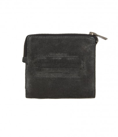 Suede Cleat Wallet