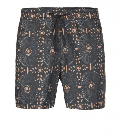 Medallions Swim Shorts