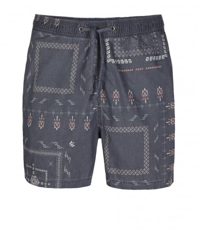 Bandana Swim Shorts