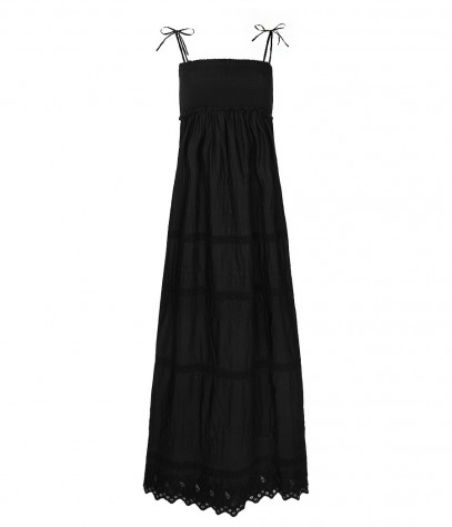 Prayer Maxi Dress, Women, Dresses, AllSaints Spitalfields