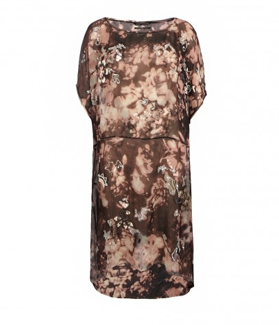 Cosmic Kaftan Dress, Women, Dresses, AllSaints Spitalfields