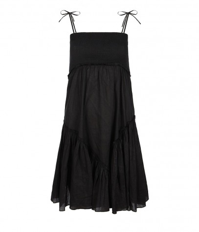 Ebony Dress, Women, Dresses, AllSaints Spitalfields