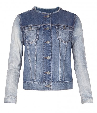 Aya Denim Jacket