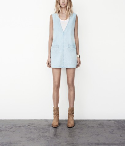 Reika Denim Dress