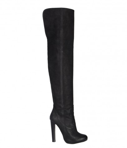 Hero Thigh Boot, Women, Boots & Shoes, AllSaints Spitalfields