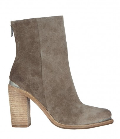 Suede High Hessian Boot