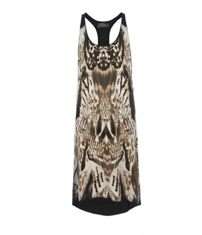 Aviary Dress, , , AllSaints Spitalfields