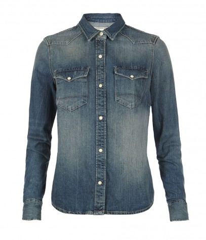 Florent Denim Shirt