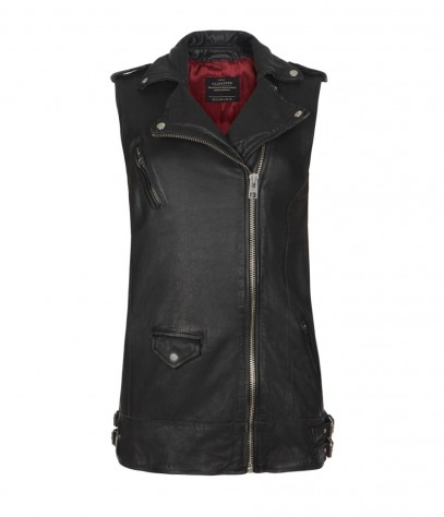 Cope Sleeveless Jacket