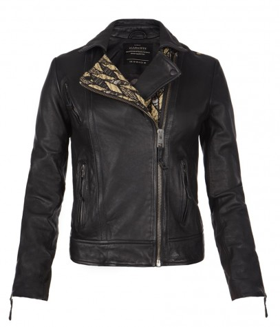Chiri Leather Jacket