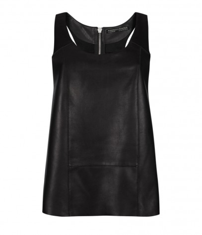 Dash Leather Vest