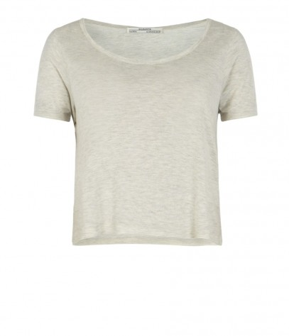 Mollie Cropped T-shirt