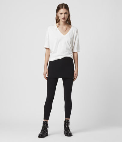 Raffi Leggings, Women, Essentials, AllSaints Spitalfields