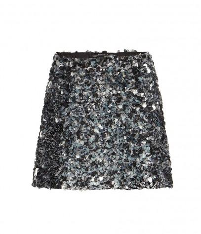 Graffiti Skirt, Women, Skirts, AllSaints Spitalfields
