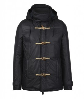 All Saints Quantum Duffle Coat