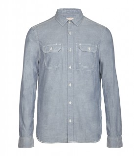 All Saints Cinder L/s Shirt