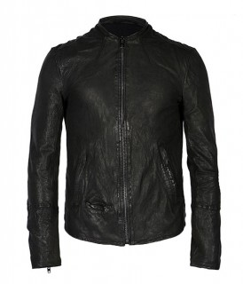 Collide Leather Jacket