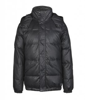 Mens Discrete Jacket