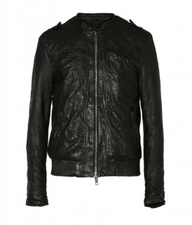 Meuse Leather Jacket