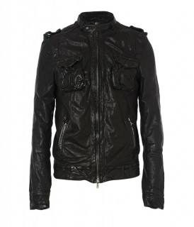 Coerce Leather Jacket
