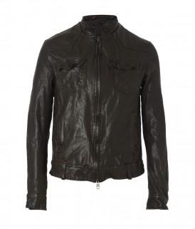 Neuman Leather Jacket
