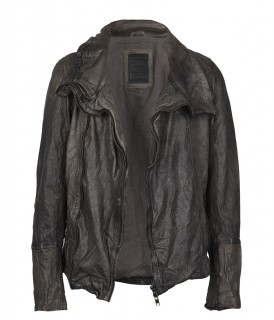 Caledonian Leather Jacket