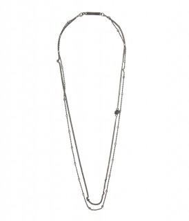 Montfort Skull Necklace