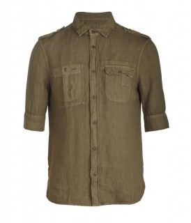 All Saints Arlington H/s Shirt