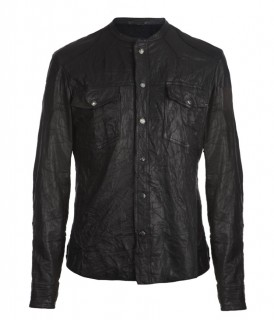 Demon Leather Shirt