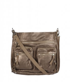 Metallic Bay Bag