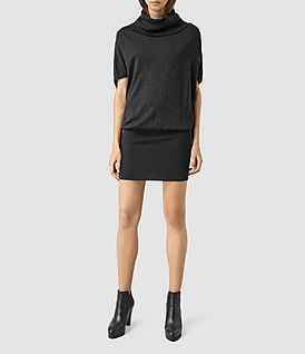 Kleider & Röcke Elis Cowl Dress
